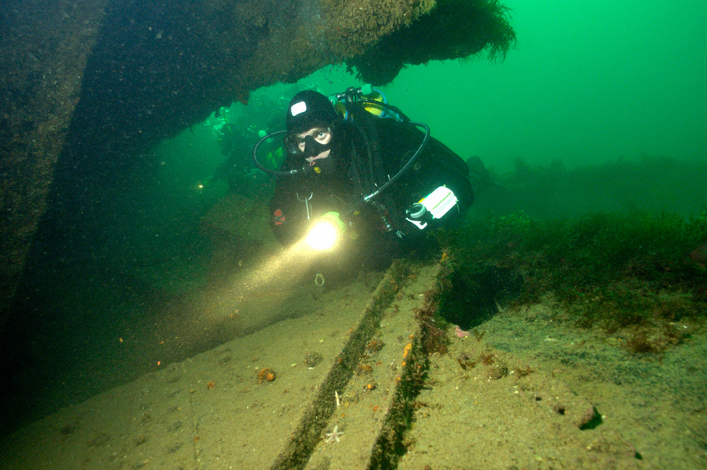 Picture of Wreck Dive