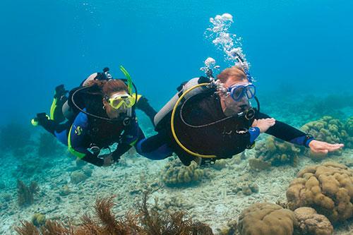 Imagen de Navegación Subacuática